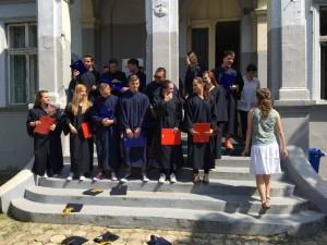 Svečana podjela svjedodžbi maturantima 2016